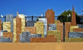 Pixar Art Fence