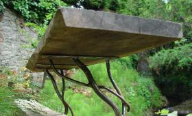 Scrap Bench