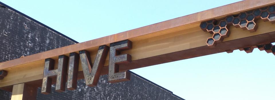 """""""HIVE"""" Gateway"""